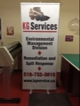 Rollup tradeshow banners