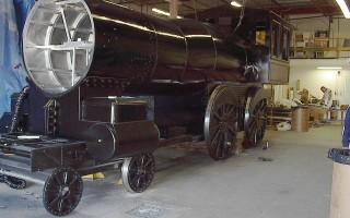 Train Replica