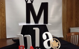 Did you know we make letters?